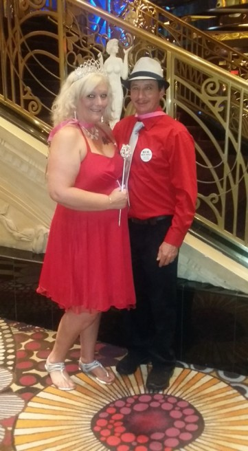 Me and the Hubby In Vegas RepFest 2016
