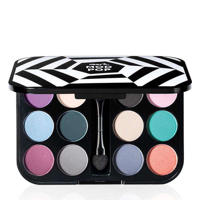 Mod Pop Eyeshadow Palete